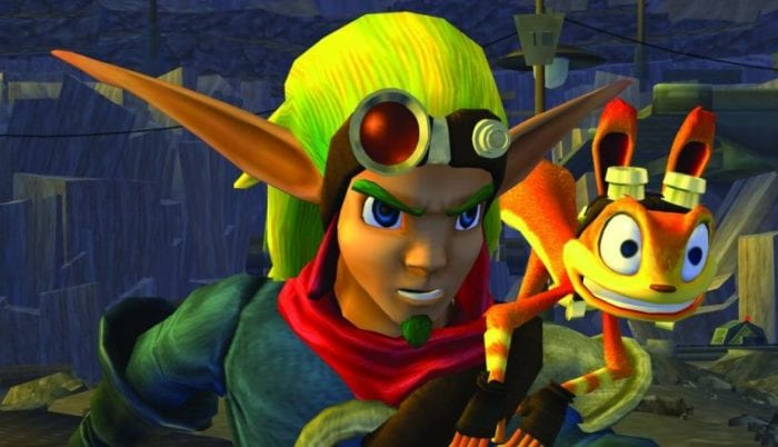 Jak and Daxer, PS4, Sony, Naughty Dog