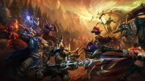 The Top 20 Hardest Champions In Lol