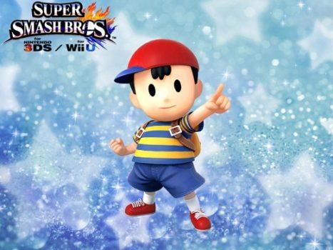 Ness Super Smash Bros Wii U 3DS, how, unlock