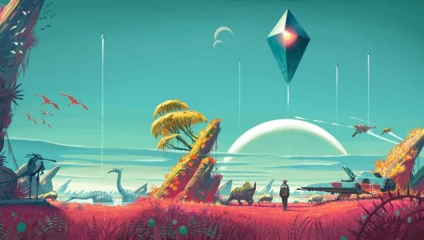 No Man's Sky (PS4) - August 9
