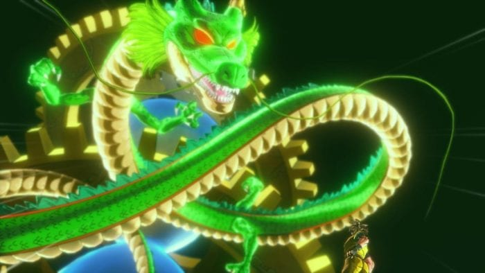 dragon ball xenoverse shenron