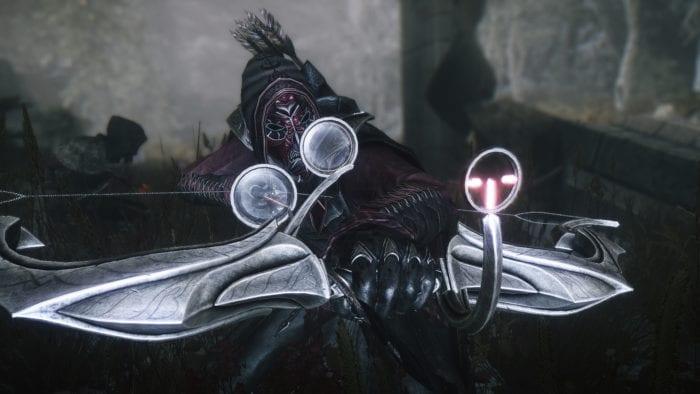 skyrim scoped bows