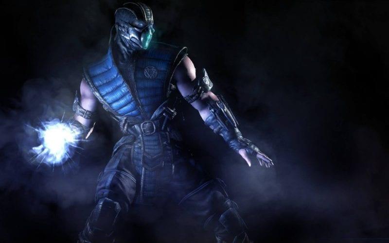 sub-zero, injustice 2, release date