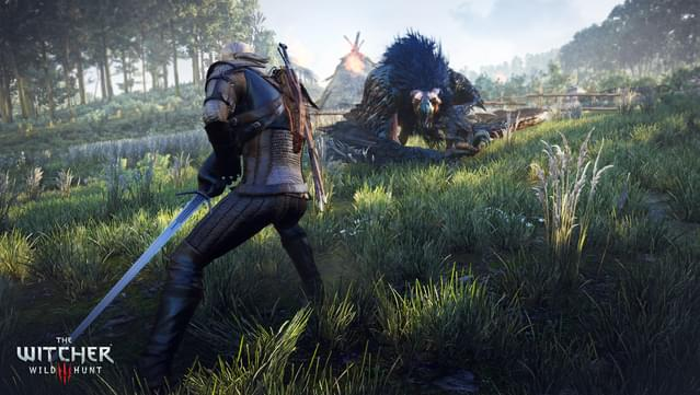 how to beat the shrieker witcher 3