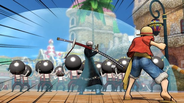 One Piece Pirate Warriors 3 (2016 – PS3, PS4, PSV, PC)