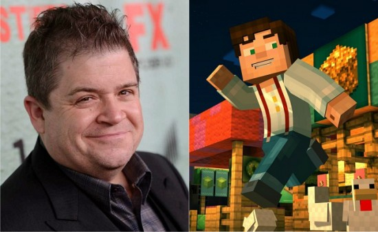 Minecraft: Story Mode - Jesse (m) voice actor