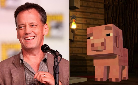 Minecraft: Story Mode - Reuben voice actor