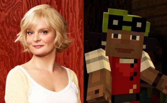 Minecraft: Story Mode - Olivia voice actor