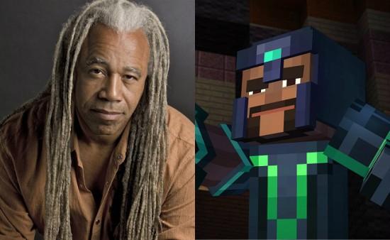 Minecraft: Story Mode - Gabriel voice actor
