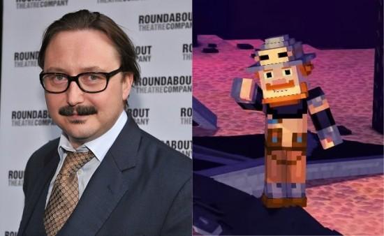 Minecraft: Story Mode - Soren voice actor