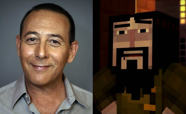 Here Are The Voice Actors Of The Minecraft Story Mode Cast