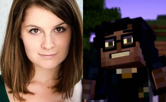 Minecraft: Story Mode - Announcer voice actor