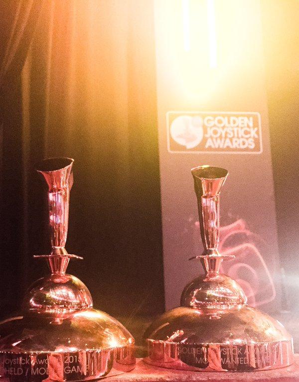 bethesda golden joystick award win fallout 4 shelter