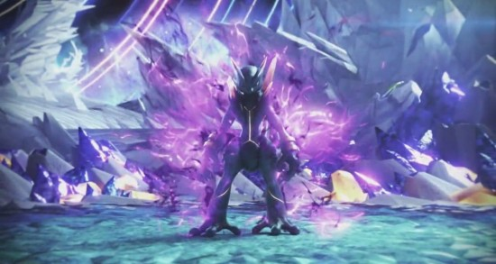 Pokken Tournament - Dark Mewtwo