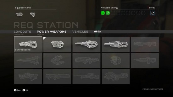 Halo 5 Guardians Warzone