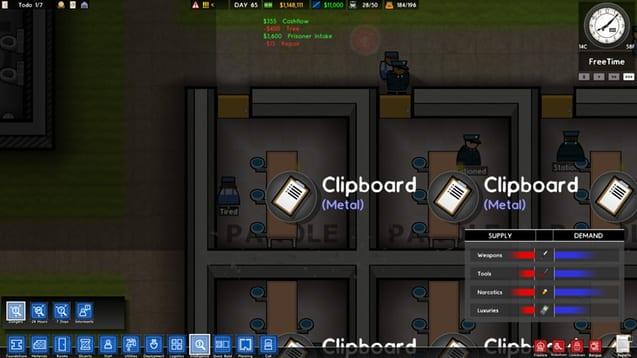 Prison Architect Plus