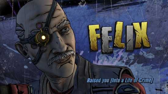 Tales from the Borderlands - Felix
