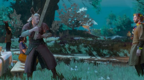 the witcher how to get 10 sephiroth