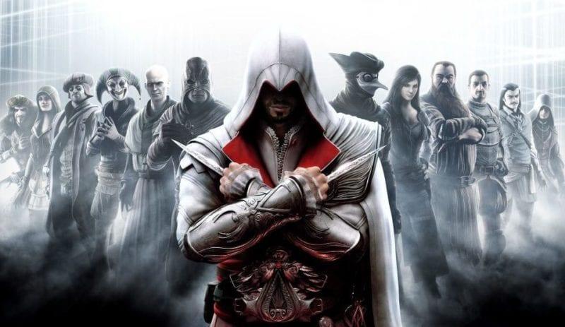 Ezio Auditore da Firenze assassin's creed