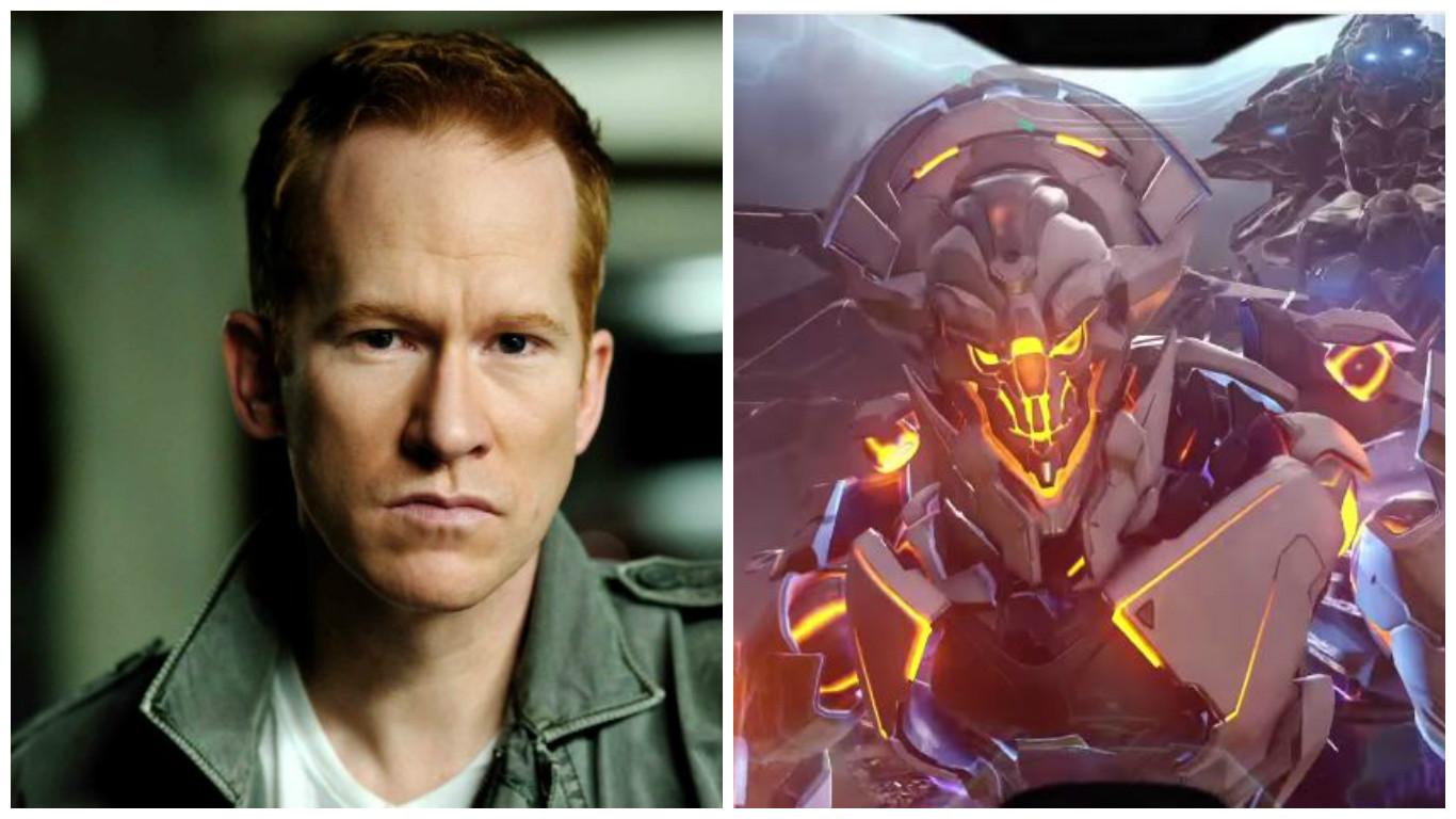 meet the voice actors of the halo 5 guardians cast