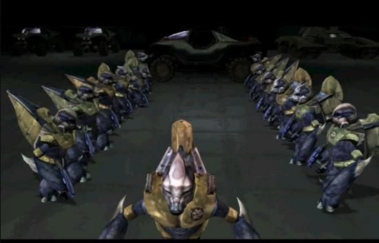 Halo 5: Guardians, Halo 5, Chapter, Level, Unggoy, Grunt, zero combat, Halo Waypoint,