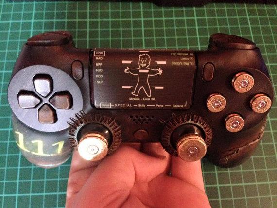 fallout 4 custom ps4 dualshock controller