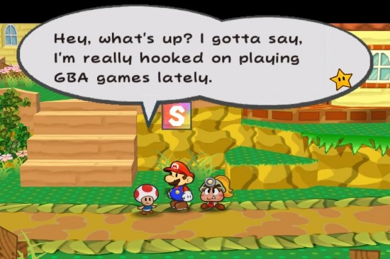 Paper Mario - GBA