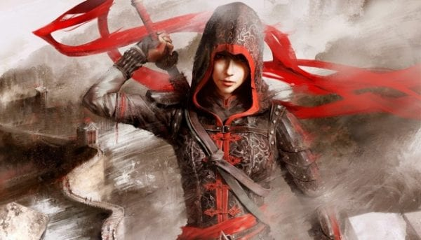 Shao Jun assassin's Creed