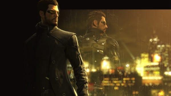 Deus Ex, E3 2016, Square Enix, Cyberpunk
