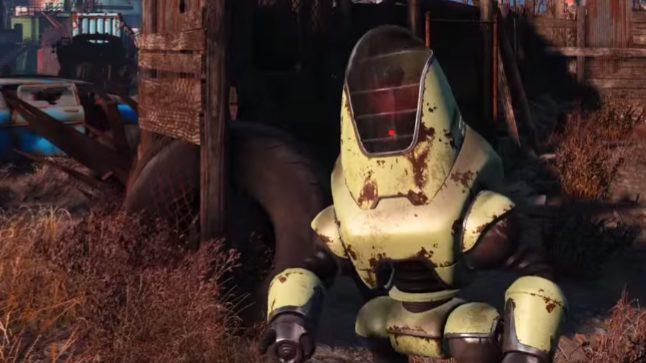 fallout 4 protectrons