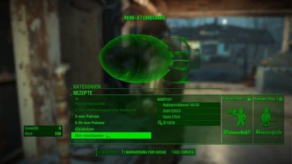 fallout 4 craft ammo mod