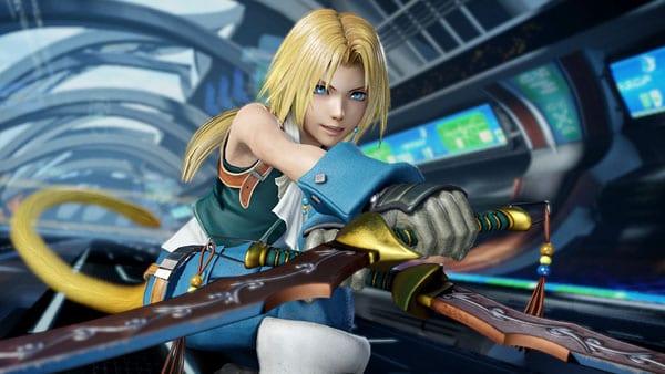 Dissidia Final Fantasy Zidane