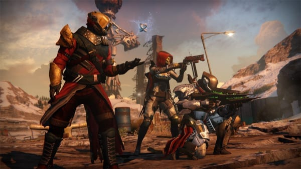 Destiny, Xbox One,PlayStation 4, cross-system
