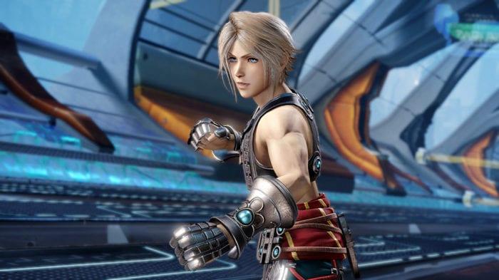 Dissidia Final Fantasy Vaan