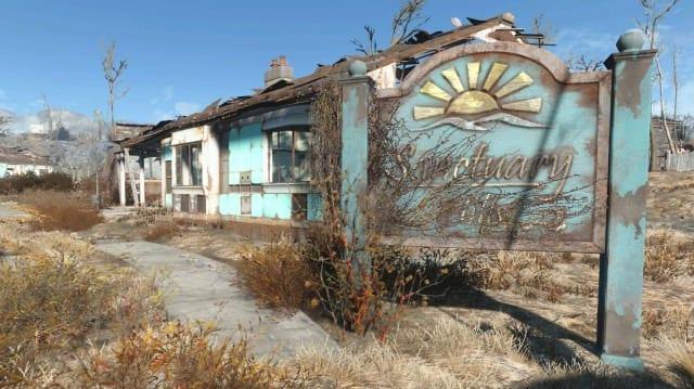 fallout 4 sanctuary hills