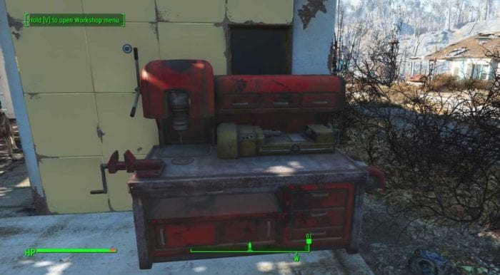Fallout 4: How to Scrap and Dismantle Junk Items for