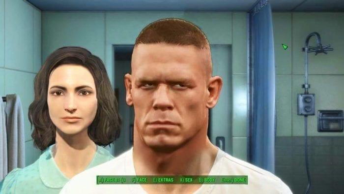 John Cena Fallout 4