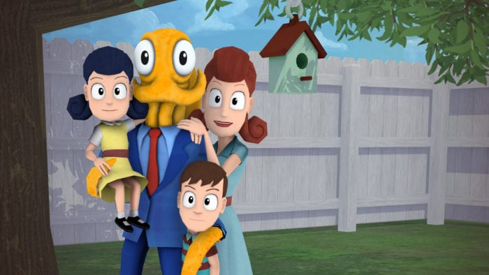 Octodad-and-Family