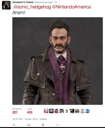 Assassin's Creed Movember