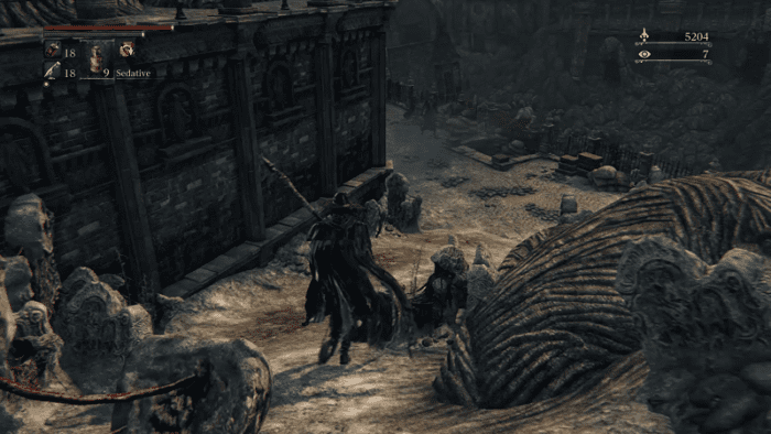 Bloodborne: The Old Hunters - How to Get the Gatling Gun