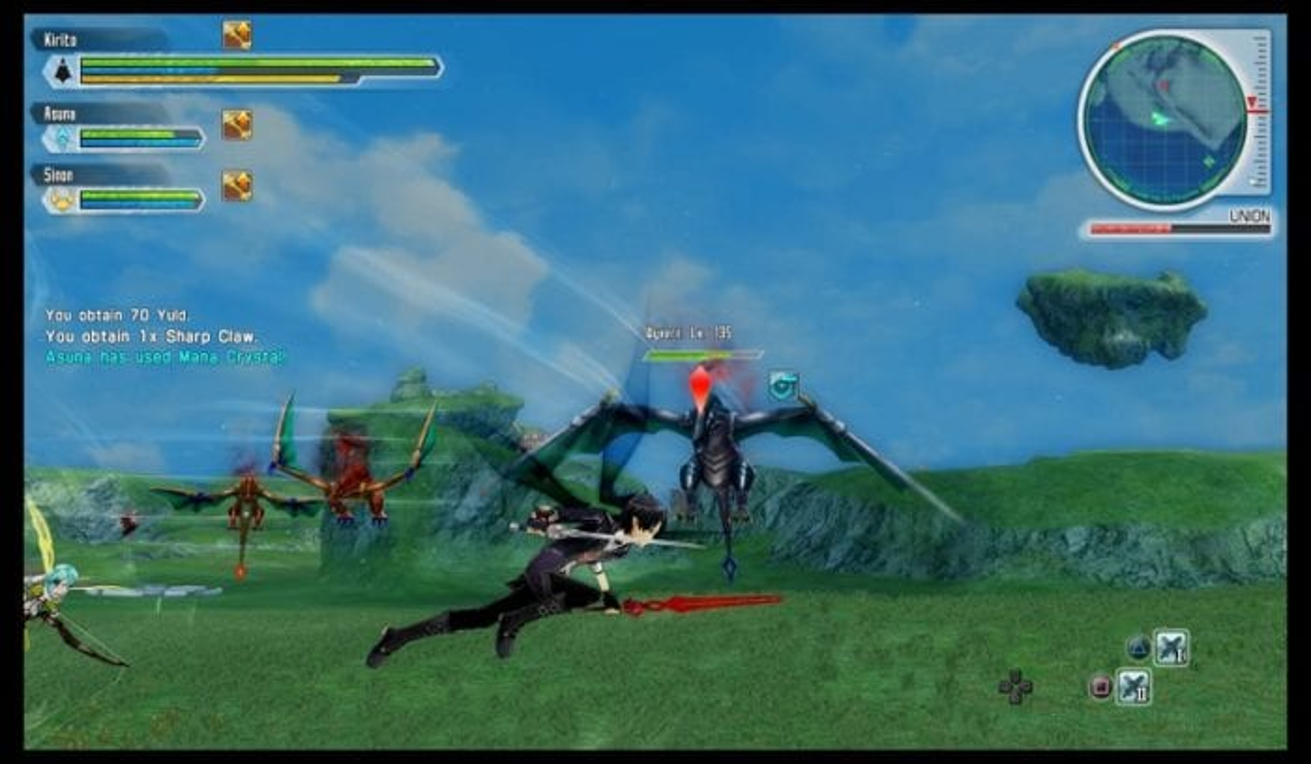 Sword Art Online: Lost Song_20151121134811