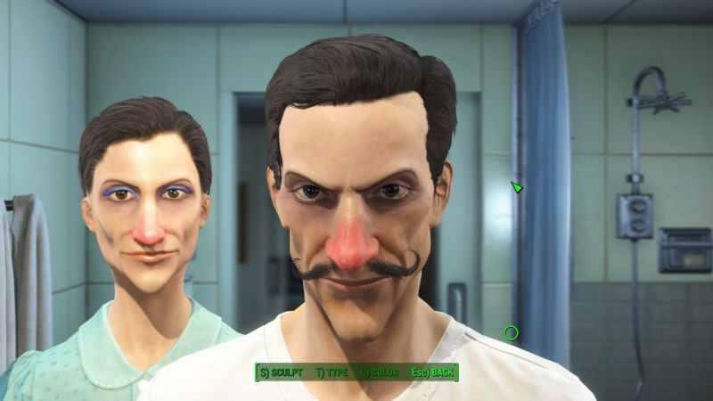 Waluigi Fallout 4