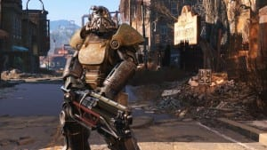 fallout 4 power armor humans