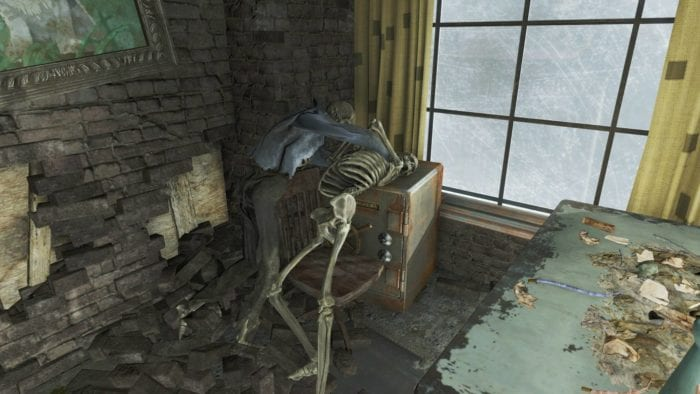 skeletons fallout 4