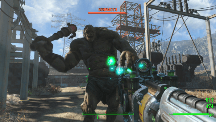 behemoth fallout 4 how to kill beat strategy tips