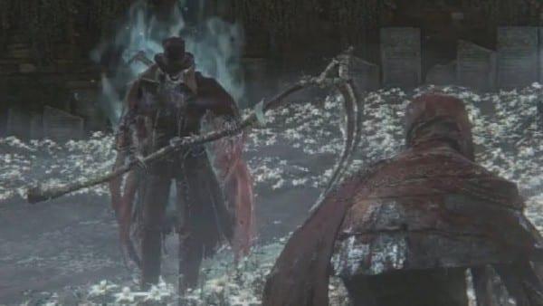 bloodborne gehrman the first hunter