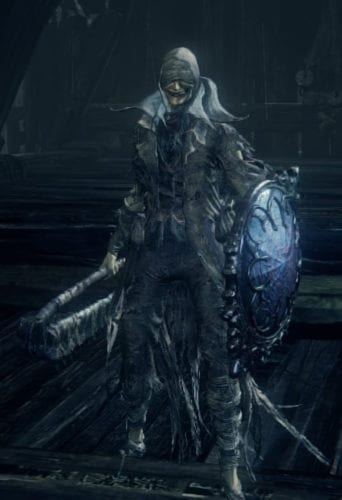 bloodborne harrowed armor