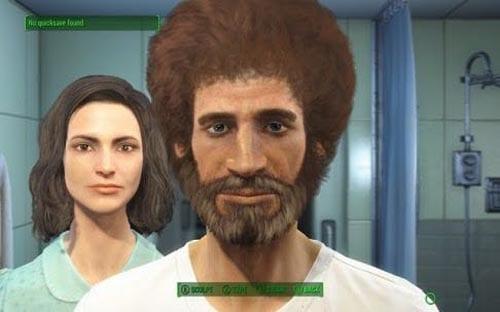 Fallout 4, Bob Ross