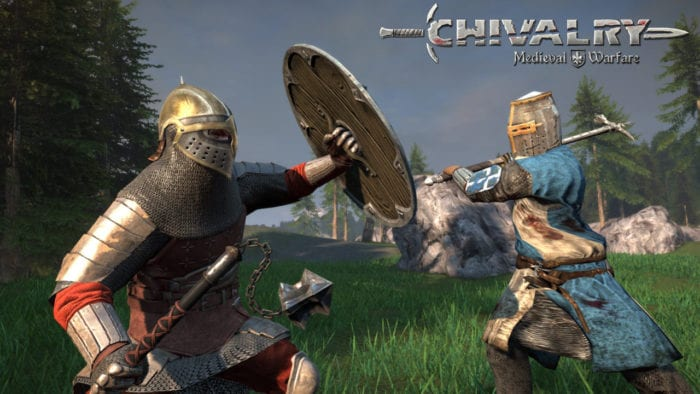 Swing Swords And Hatchets As Chivalry Medieval Warfare Goes Free To Download For 24 Hours