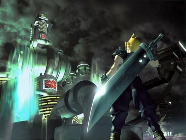 Cloud, Final Fantasy VII